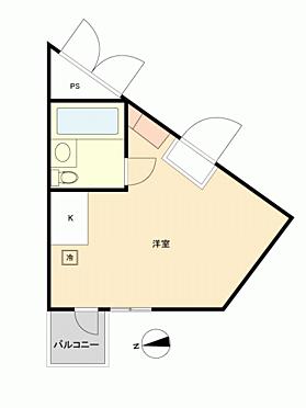 マンション(建物一部)-八王子市散田町1丁目 間取り