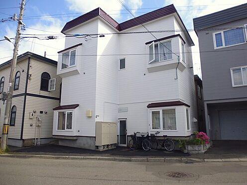 アパート-札幌市白石区栄通19丁目 外観