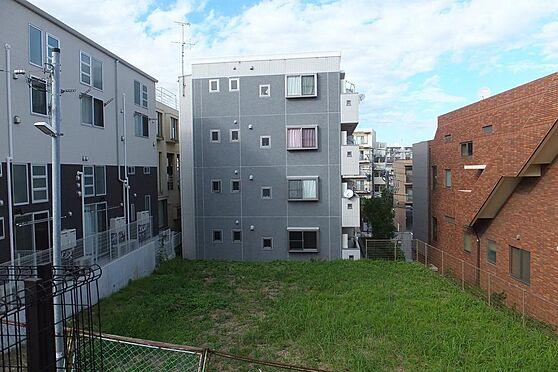 マンション(建物全部)-習志野市津田沼4丁目 南側隣地より