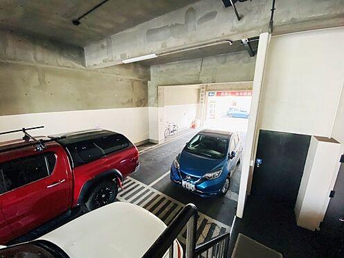 収益ビル-平塚市宮の前 駐車場