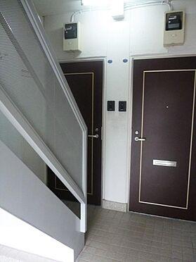 アパート-横浜市神奈川区白幡向町 玄関