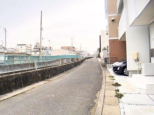 中古一戸建て-名古屋市天白区平針3丁目 見晴らし良好な前面道路!