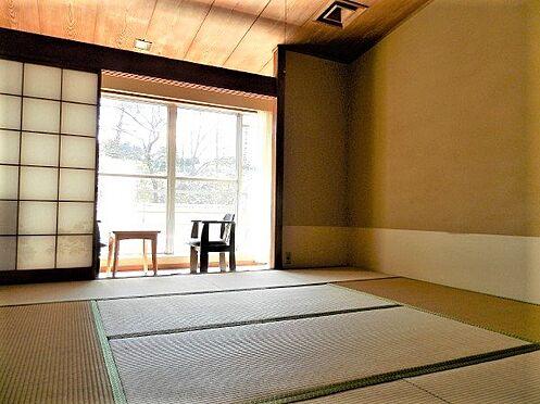 中古一戸建て-田方郡函南町平井南箱根ダイヤランド こちらは3階の和室のようすです。保養所ですので、同じような間取りが並ぶ造りになっています。