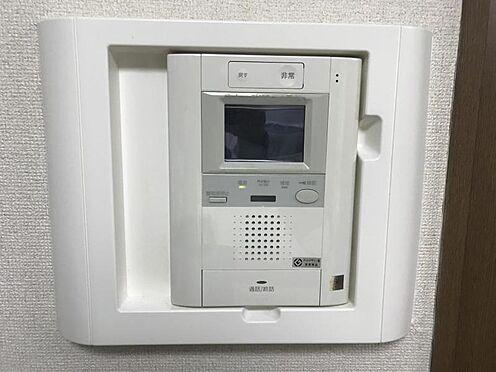 中古マンション-名古屋市中区栄3丁目 来客時に便利、TVモニター付きインターホン