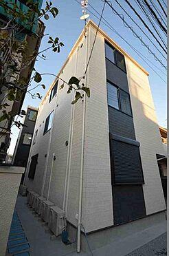 アパート-大田区西六郷2丁目 アンジェ蒲田・ライズプランニング