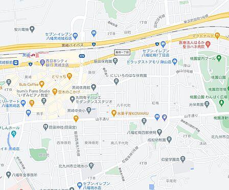 マンション(建物一部)-北九州市八幡西区紅梅2丁目 地図