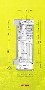 マンション(建物一部)-名古屋市東区泉1丁目 間取り