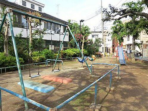 マンション(建物全部)-文京区弥生2丁目 周辺環境:森川町児童遊園