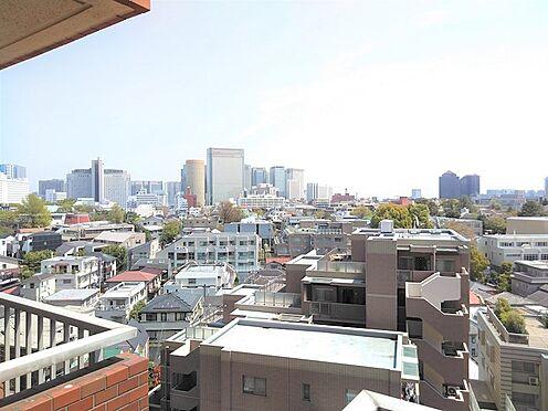 中古マンション-品川区東五反田1丁目 バルコニーからの眺望です。