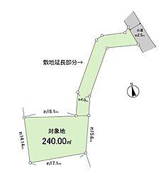 片江3丁目土地(古屋付き)