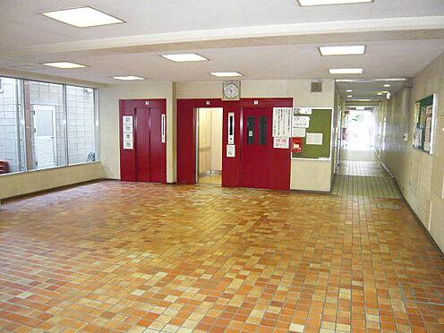 マンション(建物一部)-大阪市鶴見区今津中3丁目 広々としたエントランス