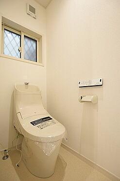 新築一戸建て-板橋区高島平5丁目 トイレ