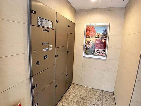 区分マンション-名古屋市中川区助光2丁目 便利な24時間対応宅配BOX付き