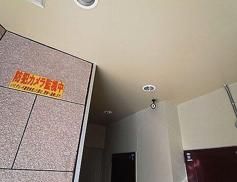 マンション(建物一部)-神戸市須磨区天神町4丁目 防犯カメラでセキュリティー面に配慮有
