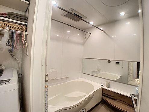 区分マンション-豊田市御幸本町6丁目 浴室乾燥機完備、雨の日のお洗濯物の味方です!