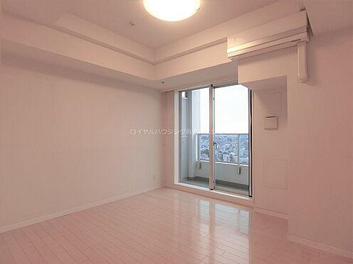 中古マンション-横浜市神奈川区栄町 北側の洋室から視界を遮るものはありません