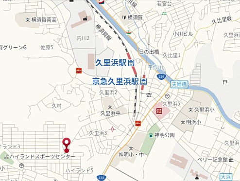 マンション(建物一部)-横須賀市ハイランド4丁目 その他