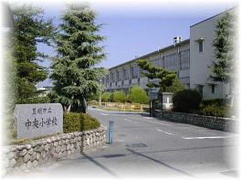 土地-豊明市新田町村合 中央小学校 603m 徒歩約8分