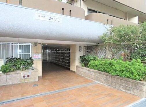 マンション(建物一部)-大阪市住吉区沢之町2丁目 緑のあるアプローチ
