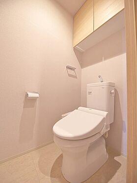 中古マンション-品川区勝島1丁目 トイレ