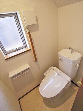 新築一戸建て-仙台市青葉区吉成1丁目 トイレ
