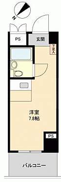 マンション(建物一部)-横浜市南区宮元町 間取り