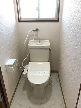 中古一戸建て-坂戸市鶴舞2丁目 トイレ