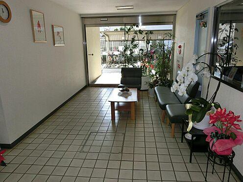 マンション(建物一部)-中野区本町4丁目 休憩スペースの様子