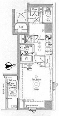 マンション(建物一部)-葛飾区新小岩2丁目 間取り