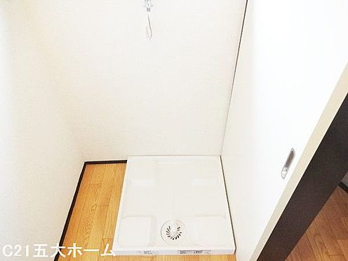 区分マンション-松戸市小金 洗面