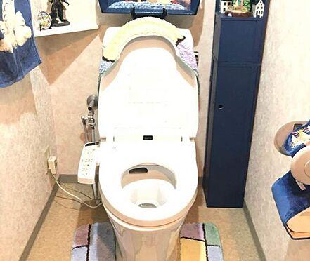 中古マンション-豊田市寿町7丁目 トイレはお客様に見られる場所なので、清潔に保ちたいですね♪