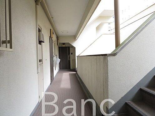 中古マンション-渋谷区千駄ヶ谷3丁目 共用部分。通路。
