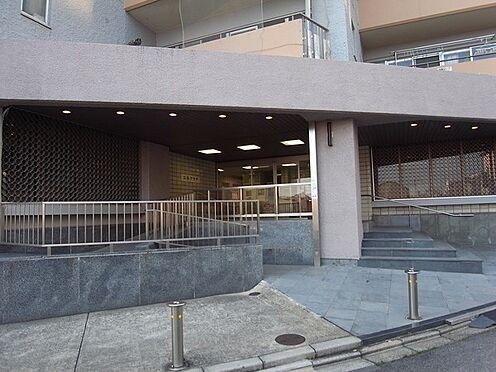 マンション(建物一部)-京都市中京区西ノ京北壺井町 落ち着いたエントランス
