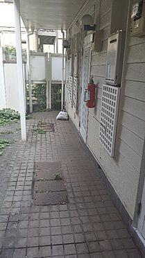 アパート-横浜市中区本牧町1丁目 共用部