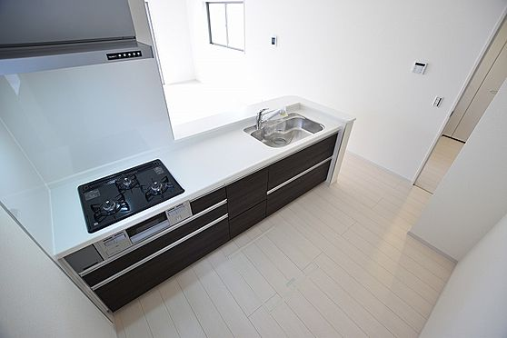 新築一戸建て-仙台市宮城野区自由ケ丘 キッチン