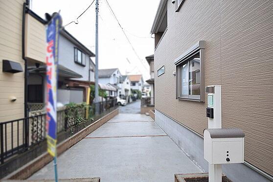 新築一戸建て-八王子市諏訪町 駐車場