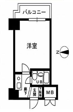 マンション(建物一部)-新宿区四谷4丁目 間取り