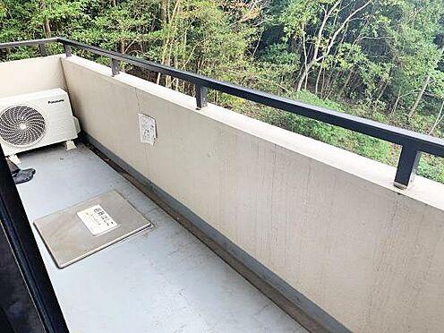 中古マンション-伊東市八幡野 ≪バルコニー≫ 時十分な広さのバルコニーです。