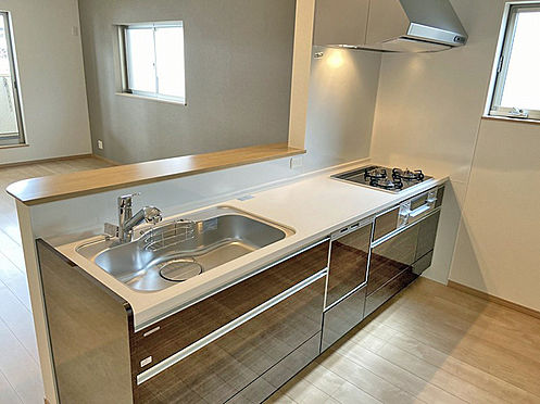 新築一戸建て-大阪市平野区背戸口3丁目 キッチン