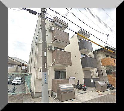 アパート-大阪市生野区新今里1丁目 間取り