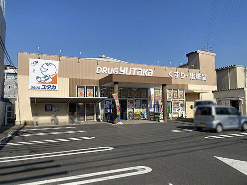 一棟マンション-京都市右京区西院西田町 ドラッグユタカ西院安塚店 徒歩 約5分(約400m)