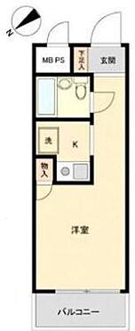 マンション(建物一部)-横浜市旭区鶴ケ峰本町3丁目 間取り