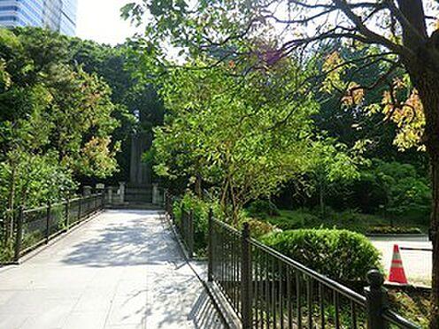 マンション(建物一部)-港区赤坂4丁目 周辺環境:清水谷公園