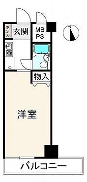 マンション(建物一部)-大阪市生野区新今里3丁目 間取り