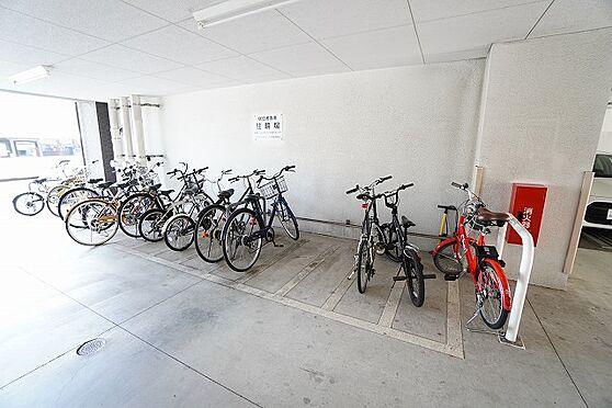 マンション(建物一部)-福岡市中央区長浜3丁目 駐輪場