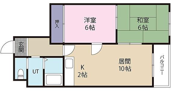 マンション(建物全部)-札幌市東区北十九条東19丁目 間取り