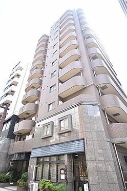 中古マンション-大阪市中央区鎗屋町2丁目 松屋町筋にあるエイペックス内本町。マンションの目の前には業務スーパーがある暮らし易い場所にあります。