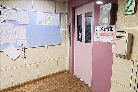マンション(建物一部)-神戸市兵庫区滝山町 エレベーターもあるので便利。