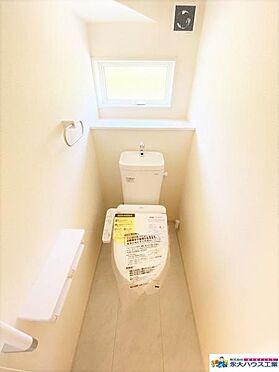 戸建賃貸-仙台市泉区松陵4丁目 トイレ