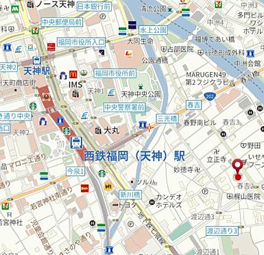 区分マンション-福岡市中央区春吉2丁目 その他